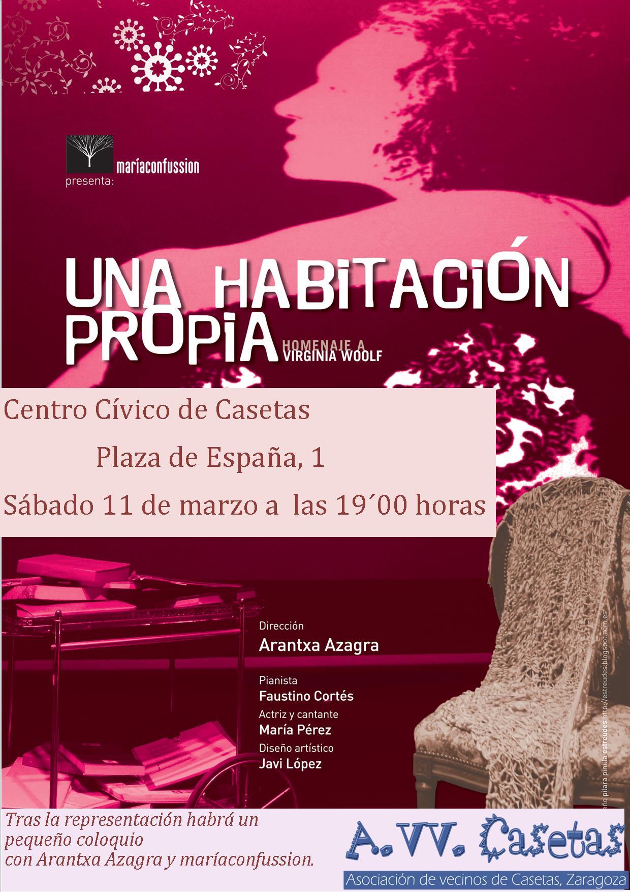 Virgina Casetas 11 de marzo