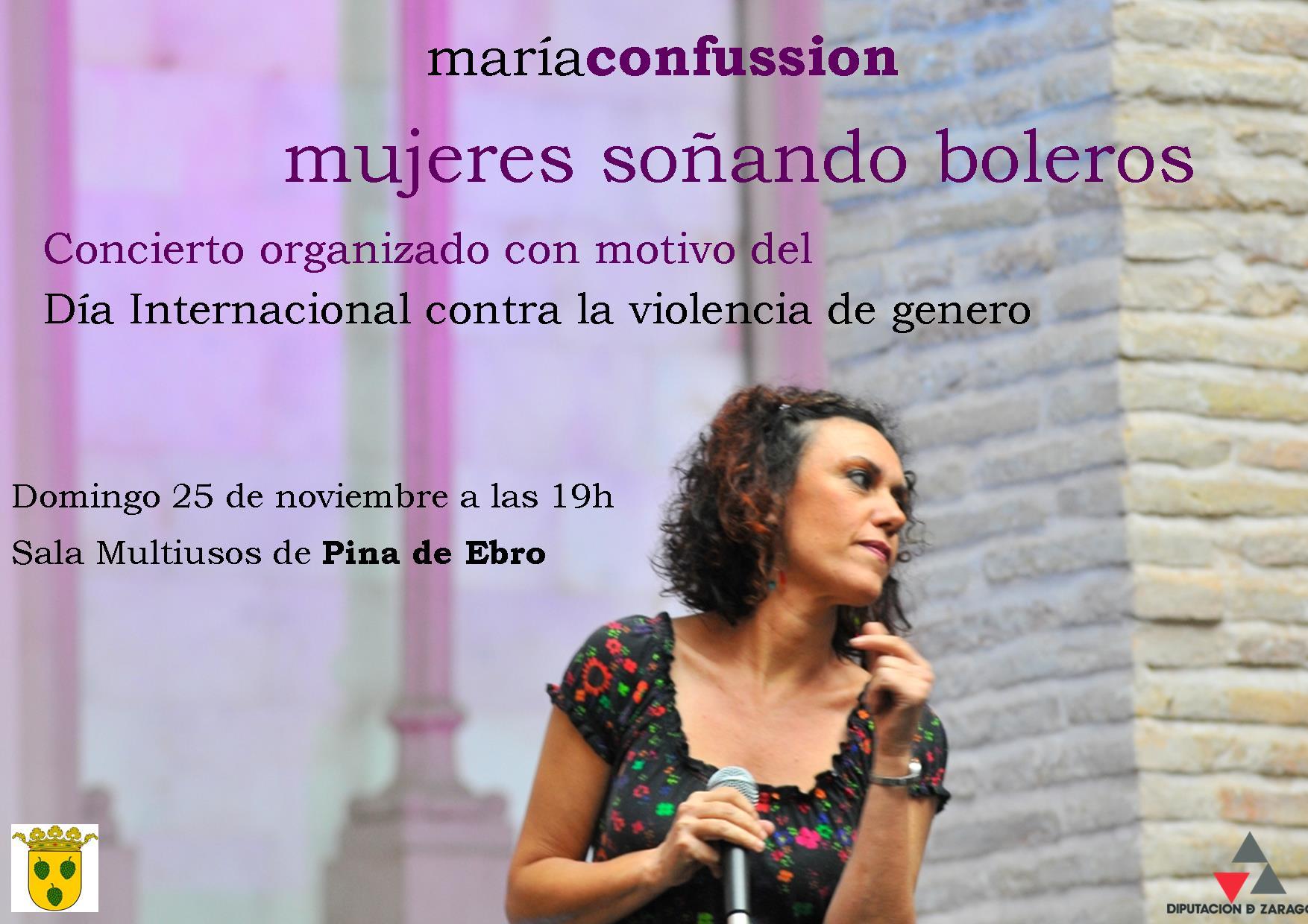 cartel Pina maríaconfussion 1